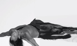 "Rick Owens Launch Bizarre ""RO HF"" Short Film for Spring 2015"