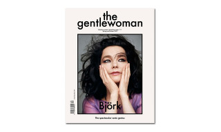 Björk Covers Issue No. 11 of 'The Gentlewoman'