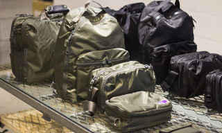 THE NORTH FACE PURPLE LABEL Spring 2015 Luggage Collection