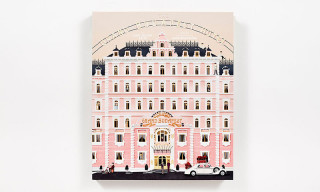Wes Anderson presents 'The Grand Budapest Hotel' Companion Book