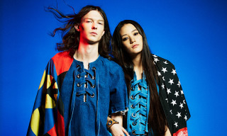 "Verbal & Yoon Talk AMBUSH's Fall/Winter 2015 ""Dreamcatchers"" Collection"