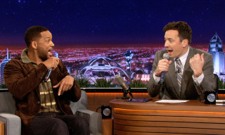 "Watch Will Smith & Jimmy Fallon Beatbox and Freestyle ""It Takes Two"""