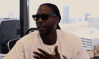 Watch 2 Chainz Take Over as Atlanta Hawks CEO