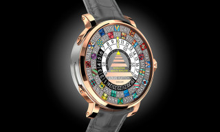 Louis Vuitton Worldtime Minute Repeater