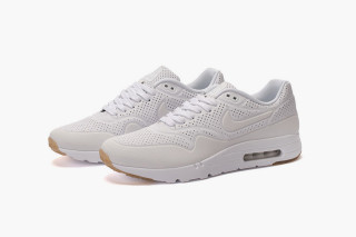 nike air max 1 ultra moire all white gum