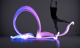 Orphe Unveil Dynamic Light-Up Sneakers