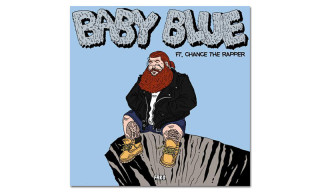 "Listen to Action Bronson's ""Baby Blue"" featuring Chance The Rapper"