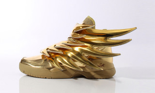 "adidas Originals by Jeremy Scott Wings 3.0 ""Gold"""