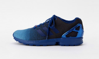"adidas Originals for UNITED ARROWS & SONS ZX Flux ""Indigo"""