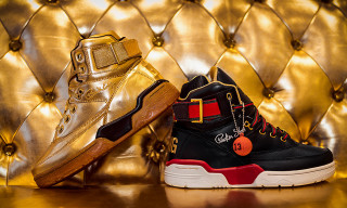 "Packer Shoes x Fabolous x Teyana Taylor x Ewing ""Aloysius"" 33 High"