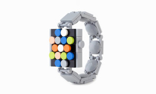 How to Build an Apple Watch Out of LEGO