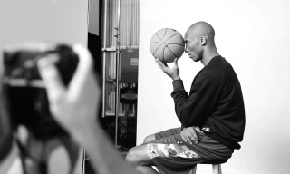 Watch Behind the Scenes of Kobe Bryant's Cover Shoot for 'Highsnobiety Magazine' Issue 10