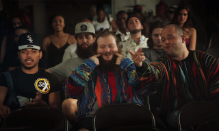 "Watch the Official Music Video for Action Bronson's ""Baby Blue"" featuring Chance The Rapper"