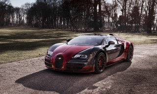 "Bugatti Ends Veyron Production Run with Grand Sport Vitesse ""La Finale"""