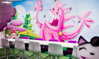 A Look Inside the Candy Crush Headquarters