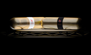ColorWare x Beats Pill 24k Gold Limited Edition