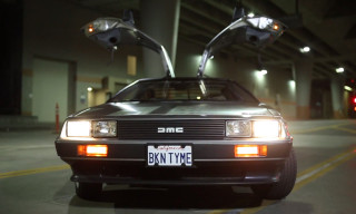 Watch the Story of How Owning a DeLorean DMC-12 Changed a Man's Life