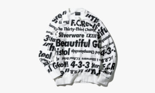 "F.C.Real Bristol ""Banner"" Capsule Collection"