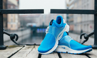 IN MOTION | fragment design x Nike Sock Dart