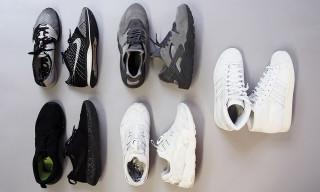 Sneaker Rotation | Greg White of Roux.