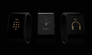 Gucci and will.i.am Unveil Smart Band