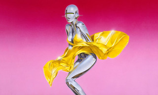 Hajime Sorayama at Fifty24SF Gallery in San Francisco