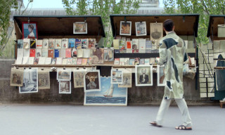"Watch Hermès's Spring/Summer 2015 ""a flâneur is as a flâneur does"" Video Series"