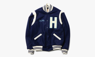 HUMAN MADE x Ebbets Field Varsity Jacket