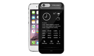 inkCase i6 E-Ink Case for iPhone 6