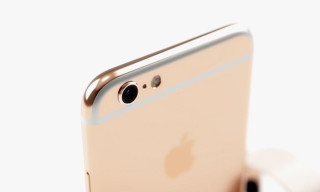iPhone 6s Rose Gold Concept