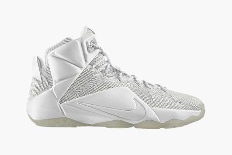 low priced e08c4 7088b John Elliott x Nike LeBron 12 Now Available on NIKEiD