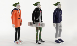The Joker in Raf Simons, Supreme, Thom Browne and More