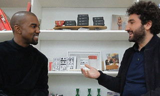 Kanye West Talks the Future, Fashion, Racism, Education, His New Collaboration with A.P.C. & More