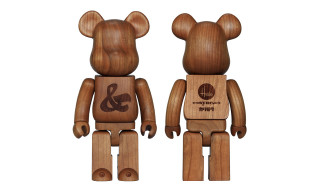 Karimoku x Medicom Toy x House Industries 400% BE@RBRICK