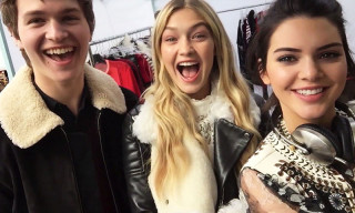 Watch Kendall Jenner and Gigi Hadid Have Fun With a Selfie Stick