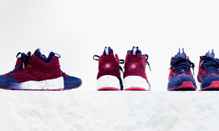 "KITH x PUMA Spring/Summer 2015 ""Sakura"" Collection Launch"
