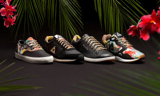 "le coq sportif Spring/Summer 2015 ""Tropical"" Pack"