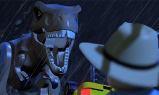 Watch the Official Gameplay Trailer for 'LEGO Jurassic World'