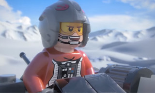 Watch the LEGO 'Star Wars' Battle of Hoth