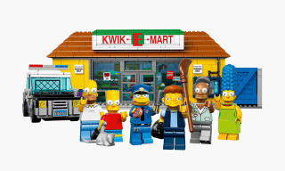 LEGO 'The Simpsons' Kwik-E-Mart