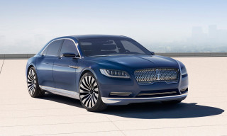 2016 Lincoln Continental Concept