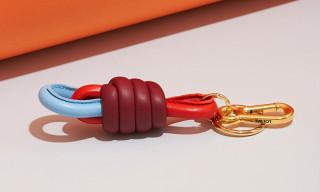 Loewe Bicolor/Tricolor Knot Keyrings