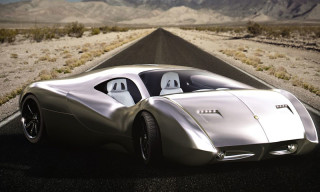 Lyons Motor Car to Debut 1,700HP LM2 Streamliner at New York Auto Show
