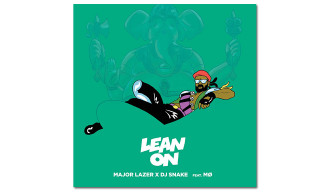 "Listen to Major Lazer & DJ Snake's ""Lean On"" ft. MØ"