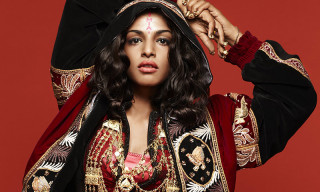 "Listen to M.I.A.'s New Track ""CanSeeCanDo"""