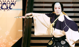 NIGO and the Art of Kabuki