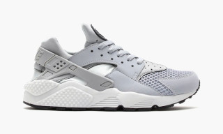 "Nike Air Huarache ""Wolf Grey/Pure Platinum-Black-White"""
