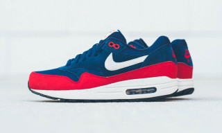 "Nike Air Max 1 ""Navy/Red"""