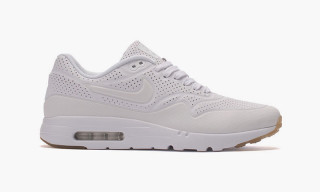 "Nike Air Max 1 Ultra Moire ""White/White"""