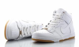 """Nike Dunk CMFT PRM QS """"White/White"""""""